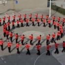 大家一起学广场舞